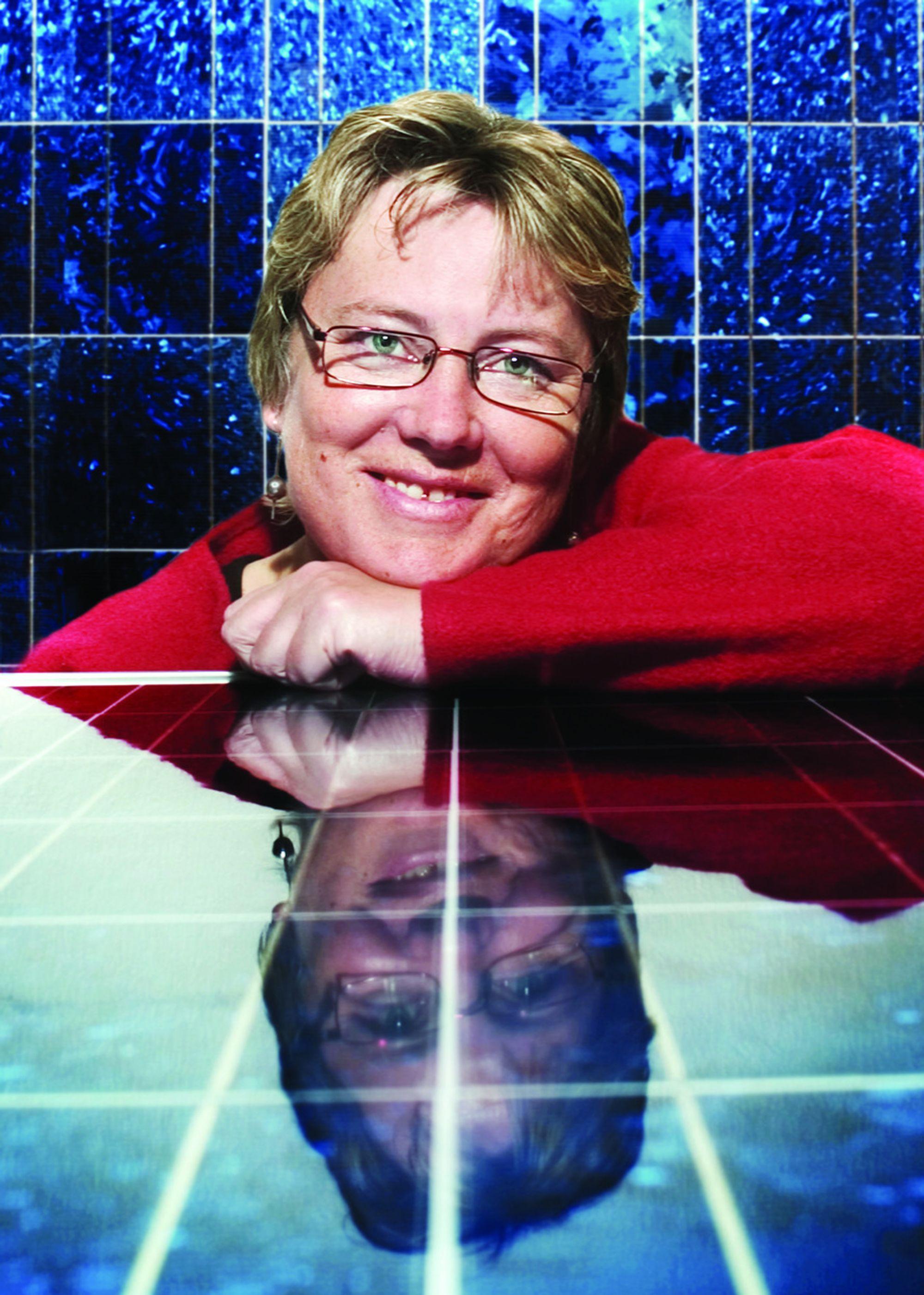 FORSKER: Forskningssjef Aud Wærnes, Sintef, har stått sentralt i utviklingen av Sunsilc-prosessen.