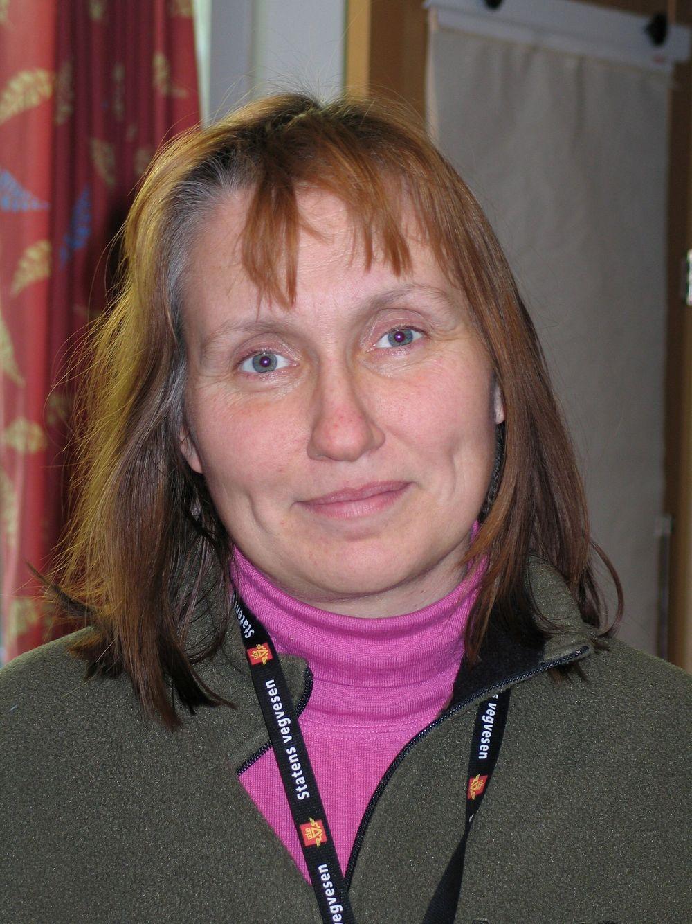 Lene Mürer (46), som er distriktssjef for Stor-Oslo i Statens vegvesen, skryter av kollegene da hun sørget over sønnens dødsfall.