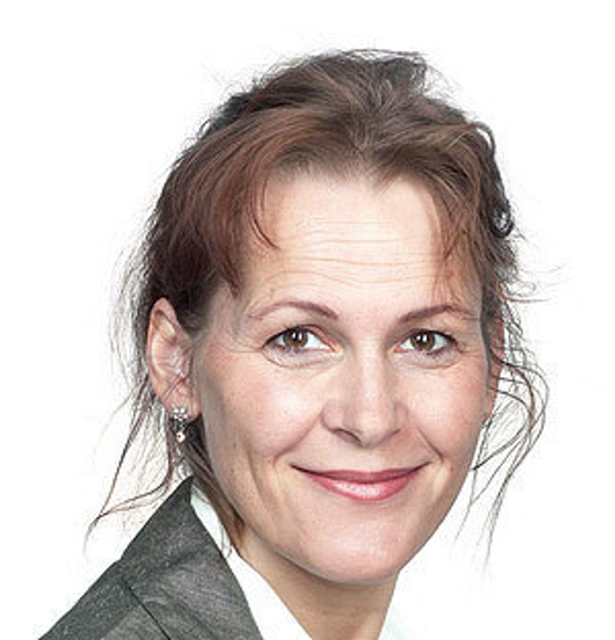 DYKTIG DAME: Sissel Helen Sare skal i følge Ole Morten Settevik være premissgiver for produktstrategien.