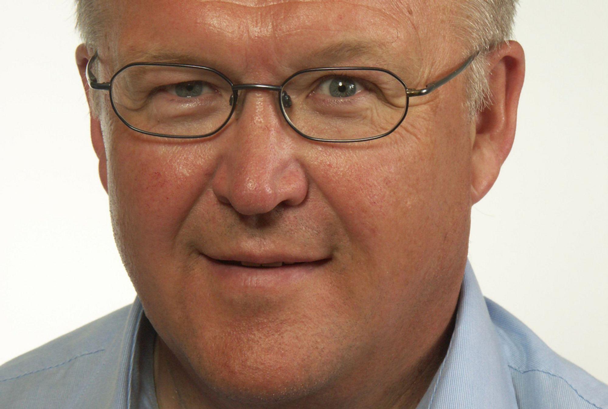 PÅ VEI TIL TØNSBERG: Eks-statsminister og EU-tilhenger Göran Persson er hovedattraksjon på årets IT-ting.
