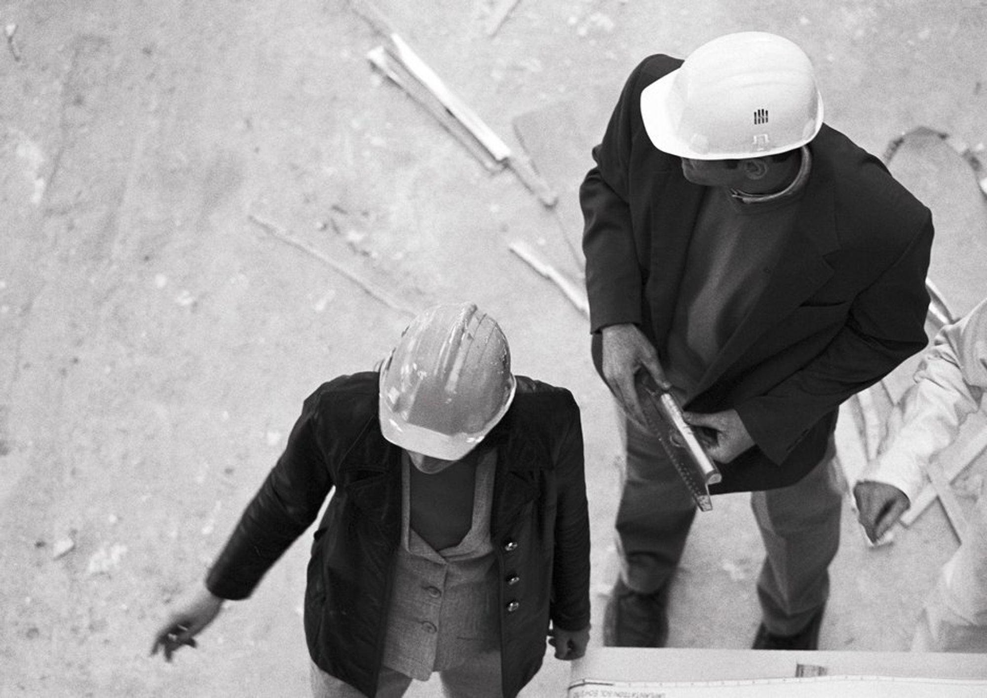 LYSSKY: Det blir strengere krav til bedrifter som skal være medlem av Rådgivende ingeniørers forening (RIF). Innskjerpingen kommer etter noen uheldige episoder med noen av RIFs medlemmer. I fjor ble ett medlem ekskludert.