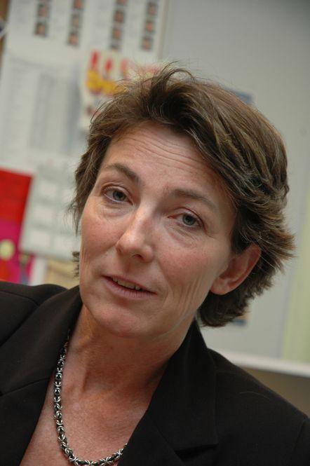 Siri Legernes, administrerende direktør i RIF