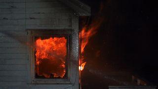 Effektiv brannslokking med vanntåke