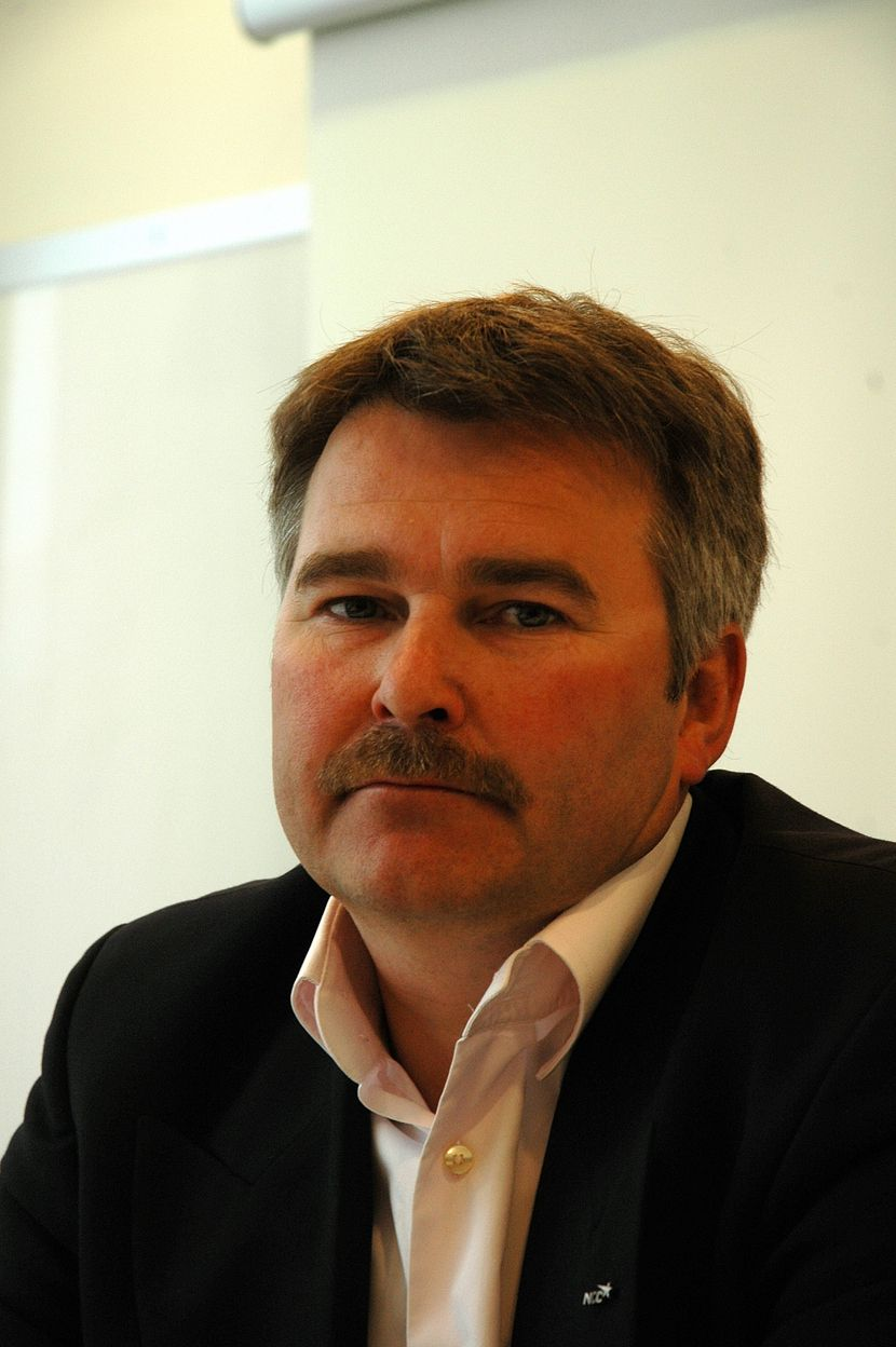 Sven Christian Ulvatne, amd.dir i NCC