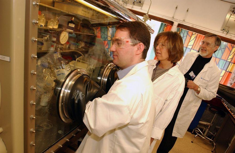 SKILLES UT I NYTT SELSKAP: Borealis-senteret  i Bamble er  et av de største forskningssentrene i landet.  Nå skal forskerne stå på egne ben, som Norne Innovation.