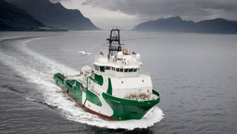 Bourbon Offshore - som kantret utenfor Shetland torsdag 12. april.