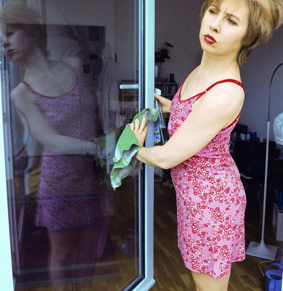"""KLAGEIVER: """"Næmmen, vinduene slår innover! Da blir jeg nødt til å reklamere på boligkjøpet mitt."""""""