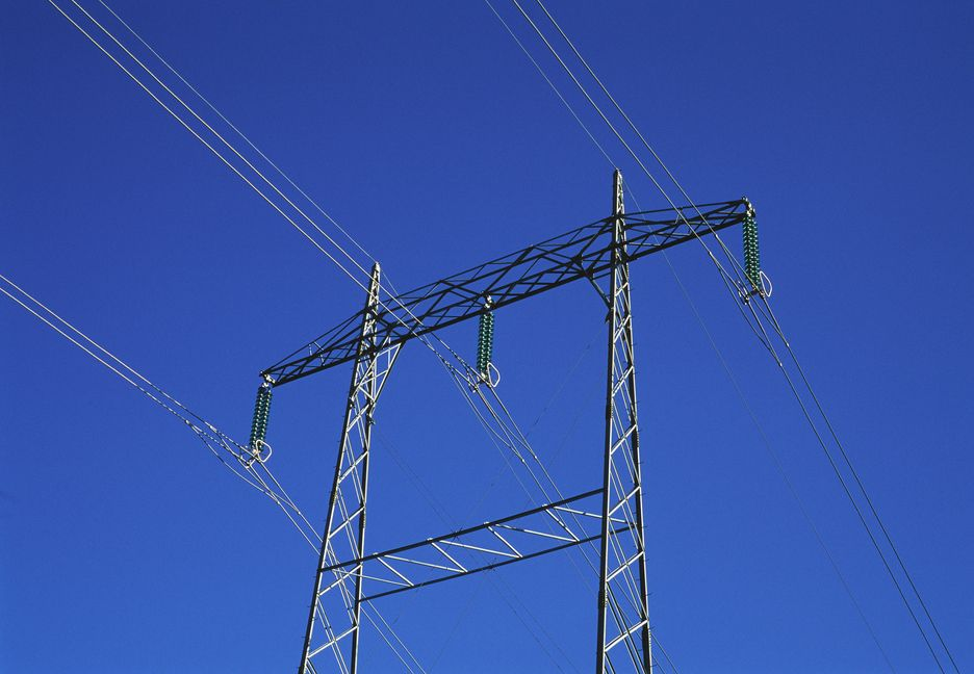 BILLIGERE: Strømprisene er på vei nedover for husholdningene.