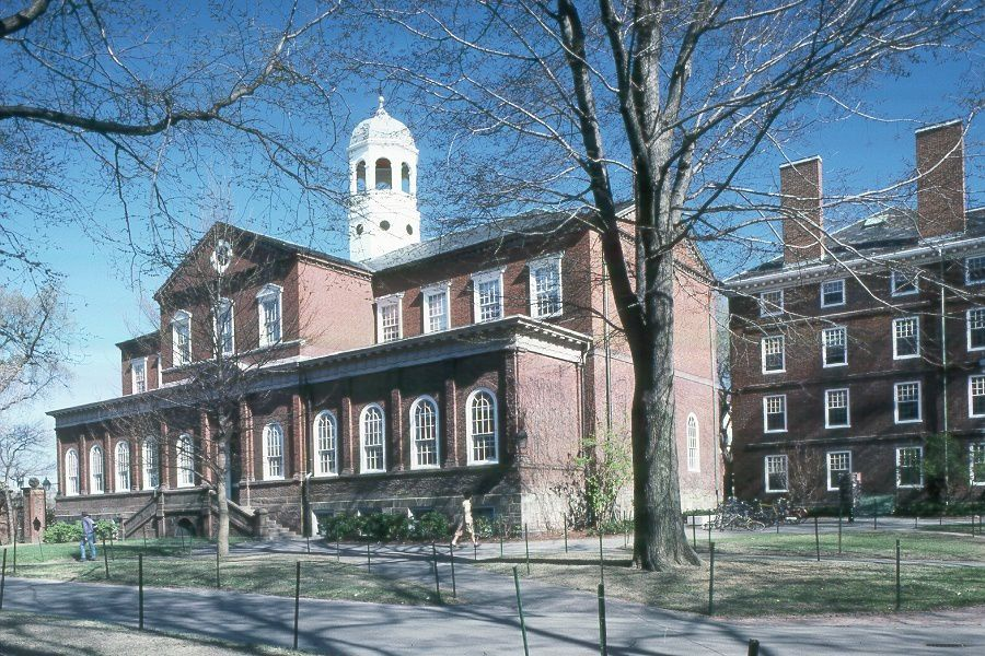 – Elevene skal inn på Harvard