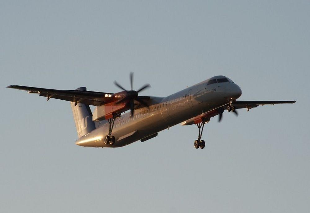 Et Dash 8-fly fra SAS måtte nødlande i Danmark etter feil med landingshjulene på høyre side 9. september. Få dager senere skjedde akkurat det samme i Litauen.