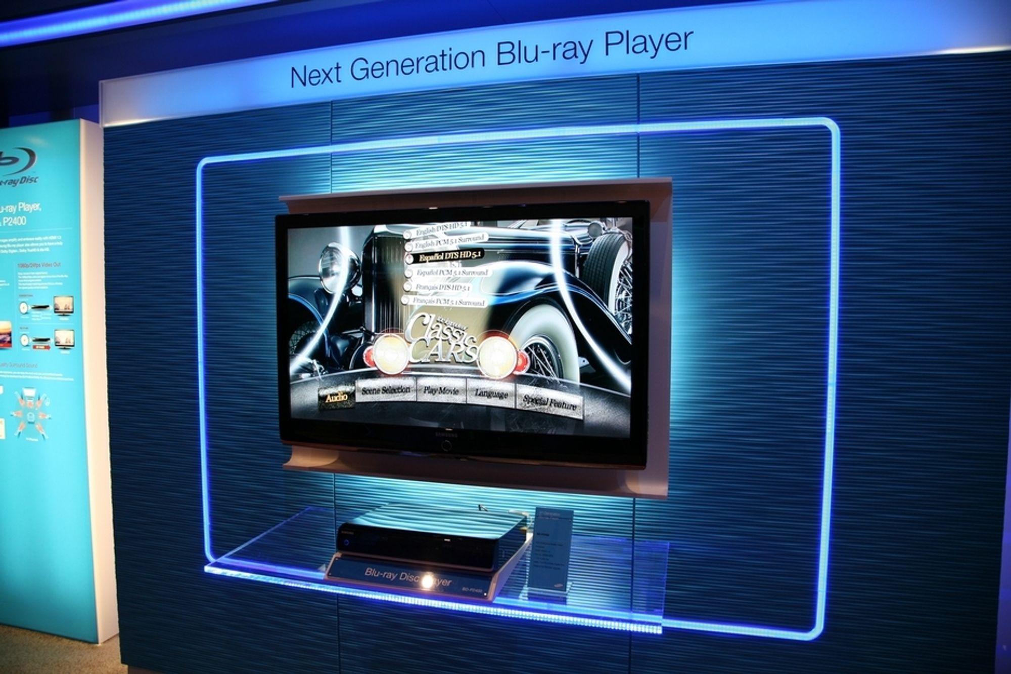 VINNER: Pornoindustrien og en del store filmselskaper har valgt å satse på neste generasjon Blu-Ray i stedet for HD-DVD. Valget til disse to grupperingene bruker å være utslagsgivende for hvilken fremtidsteknologi som kommer til å vinne.