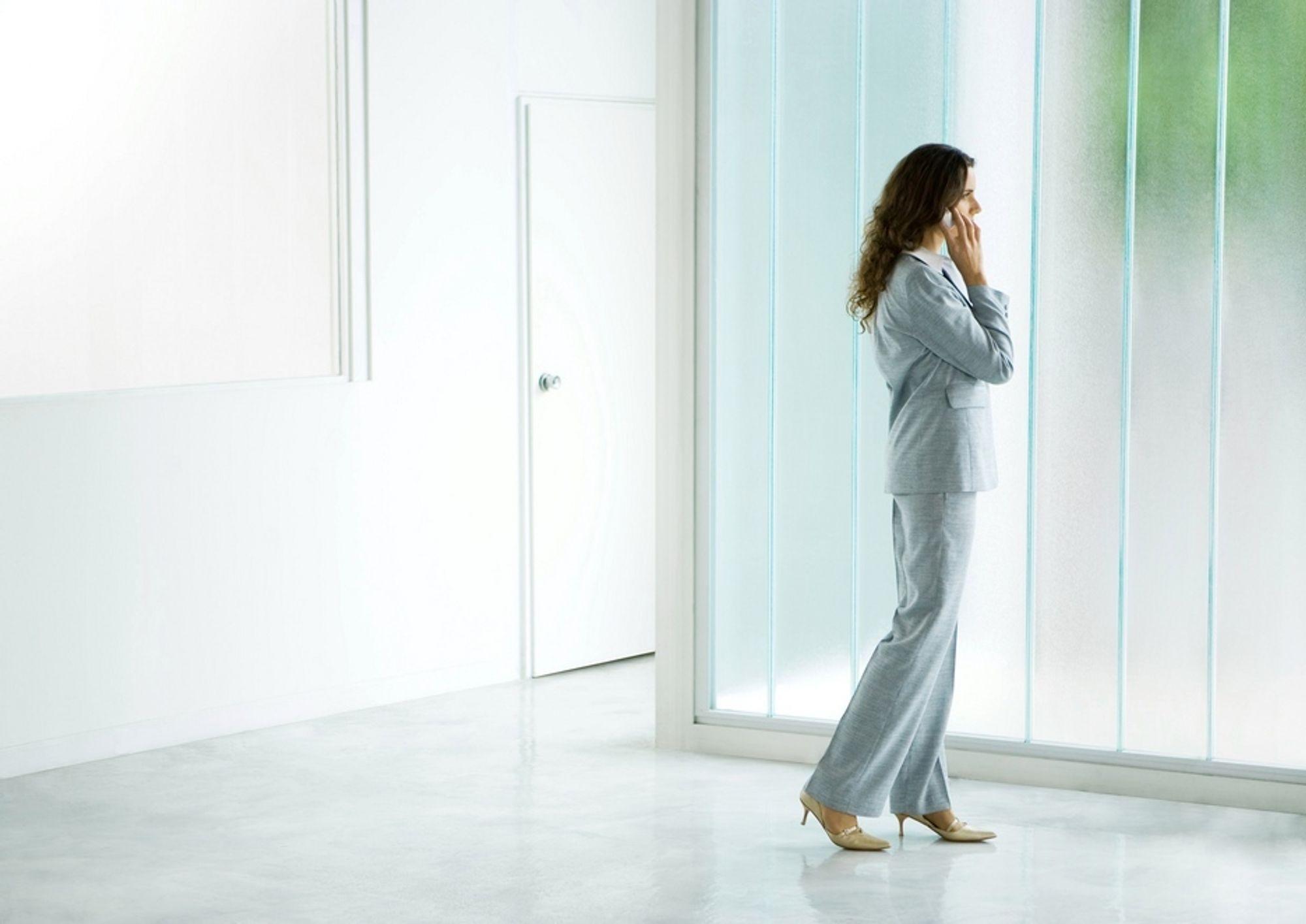 TALL: Mange kvinner tåler ikke å ha andre dyktige kvinner rundt seg.