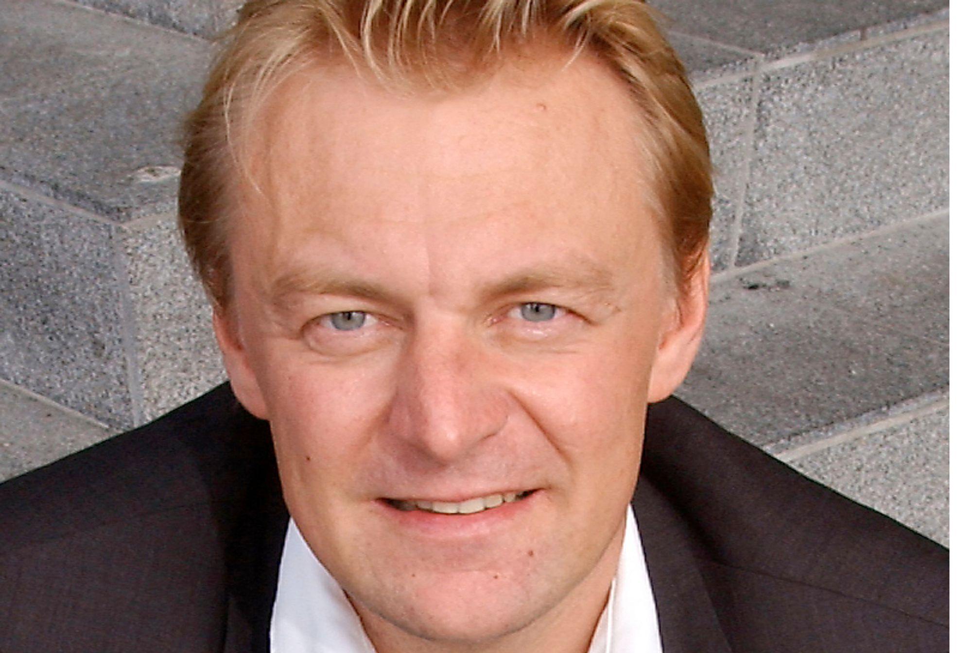 GAMMEL DANSK: Claus Hougesen skal lede Nordens største leverandør av IT-infrastruktur - fra Norge.