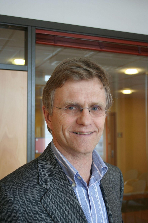 Store ambisjoner: Tollef Schiander ønsker å samle hele den norske industrien på Lillestrøm i september.