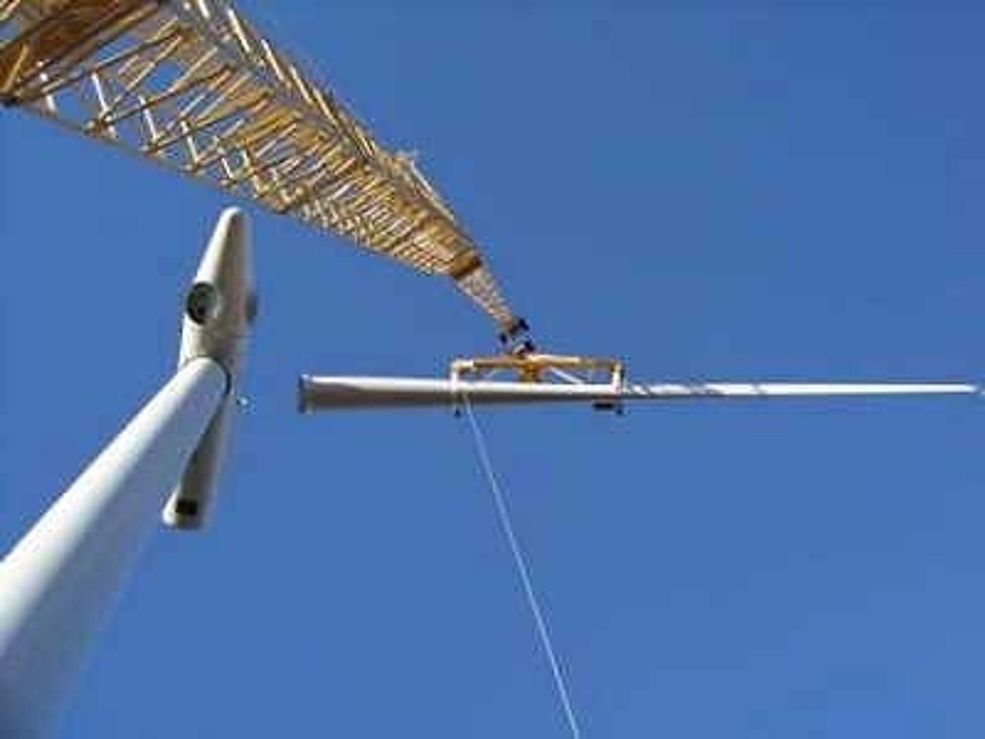 Ny tysk-dansk rotorfabrikk