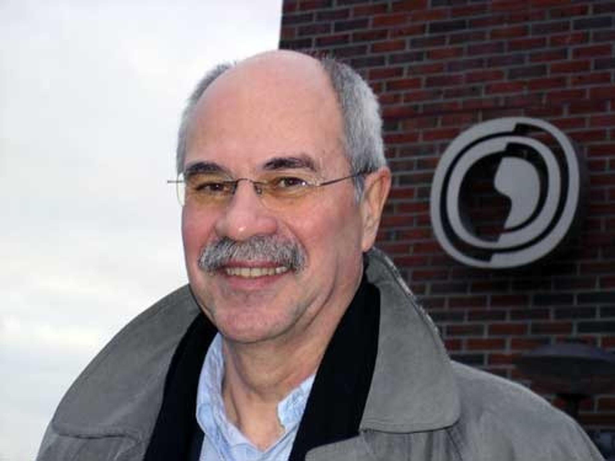 Professor Bjørn Svensvik har fått den krevende oppgaven å lede norsk byggforskning de neste årene.