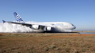 Store problemer for Airbus