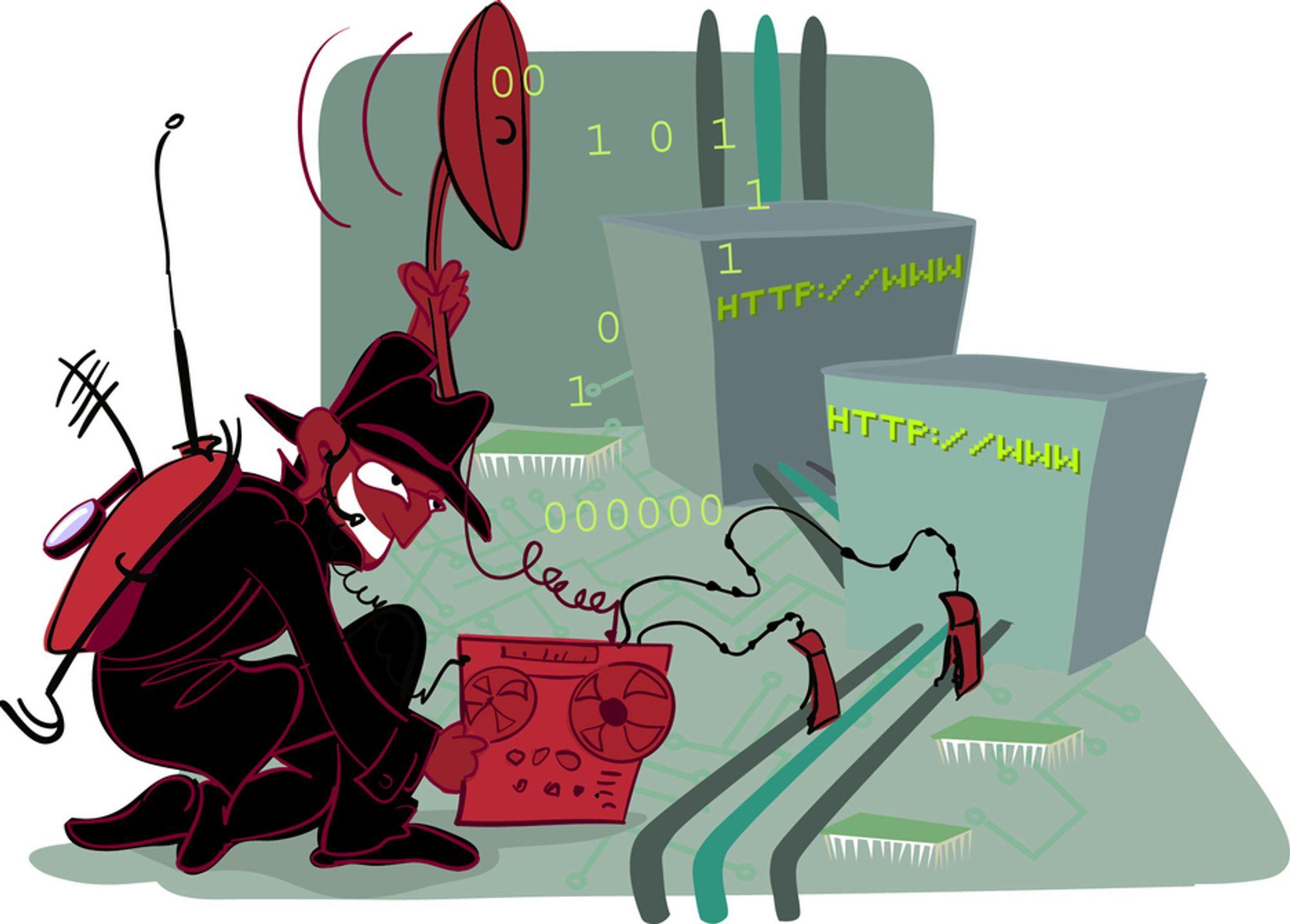CRIMEWARE: Dette er programvareverktøy som er utviklet for å gjennomføre nettsvindel og stjele informasjon fra forbrukere og bedrifter.
