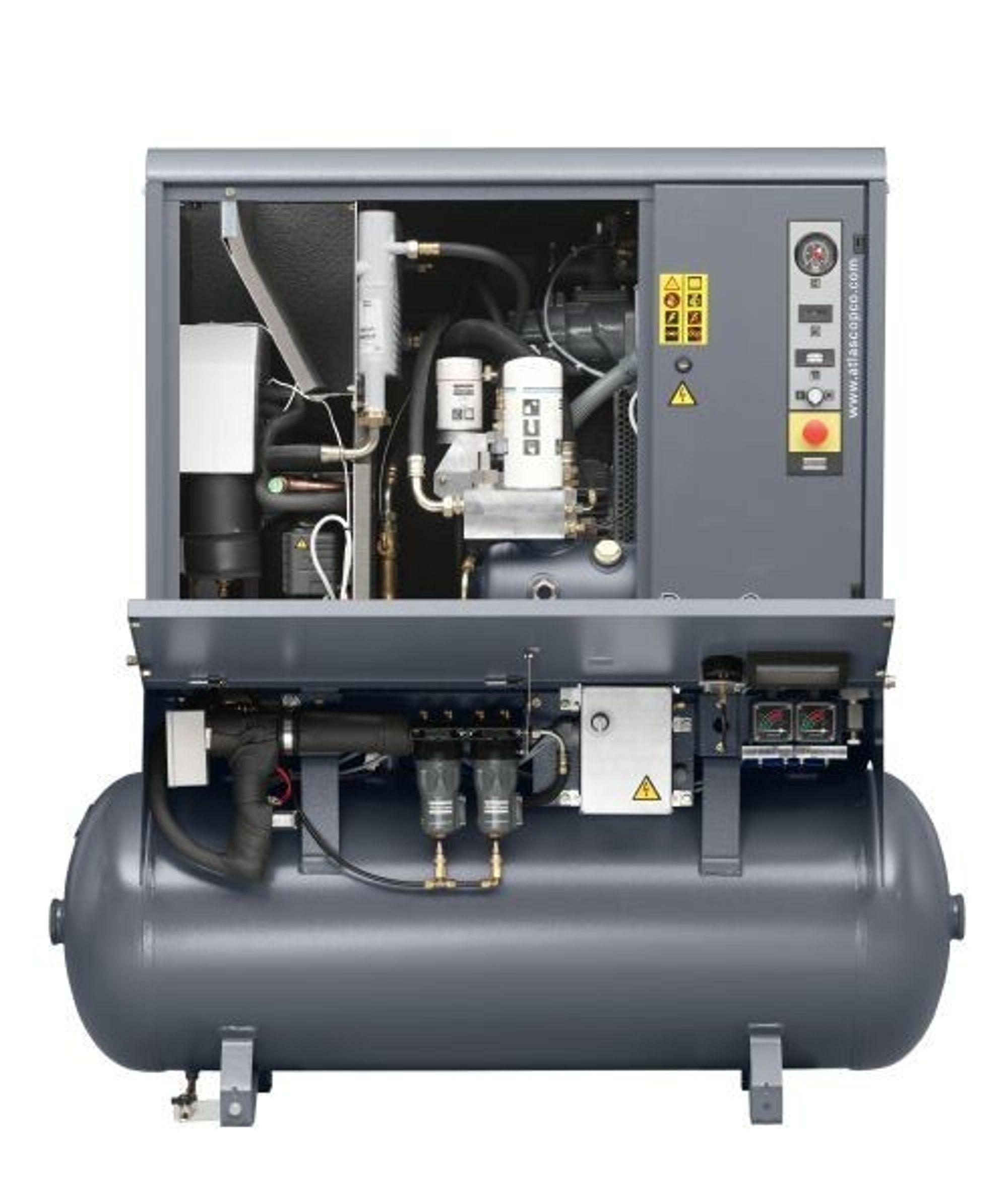 atlas copco kompressor
