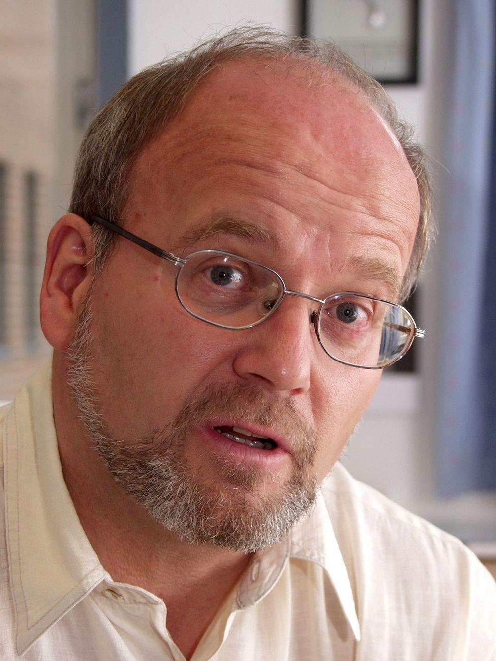 ETTERLYSER VILJE: Rolf Wiborg etterlyser politisk vilje til å gjennomføre CO2-satsing