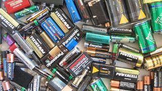 Nanodød for batterier