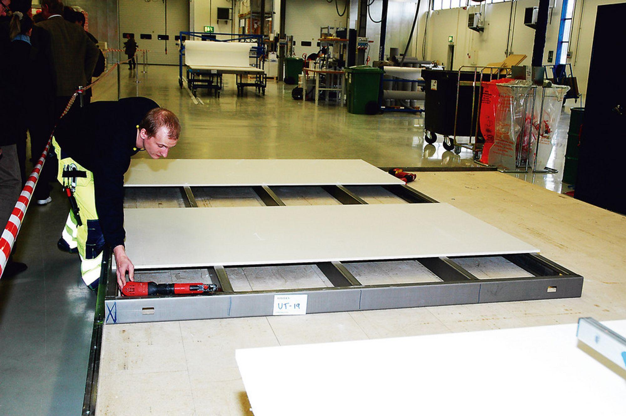 OBOS gir opp modulfabrikk