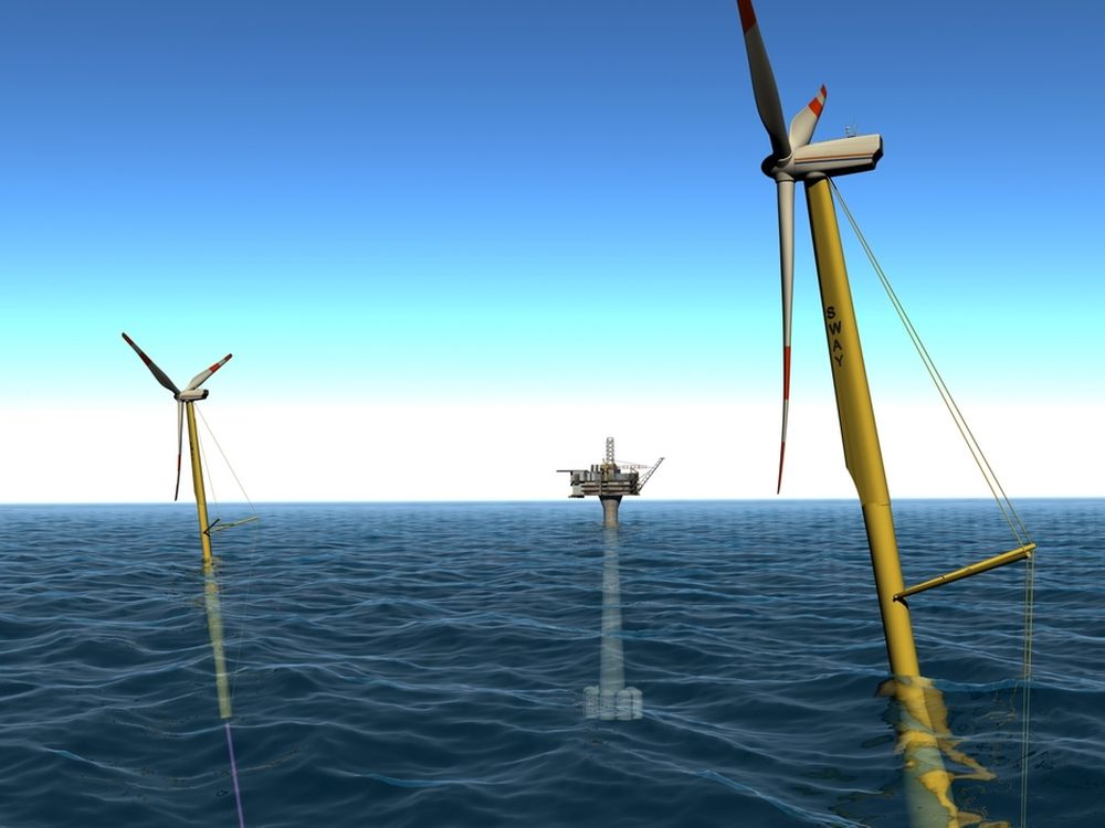 TRENGER RASK AVKLARING: Dersom Sways havvindturbiner skal realiseres utenfor norskekysten må de raskt få vite hva de kan forvente av støtte fra norske myndigheter.