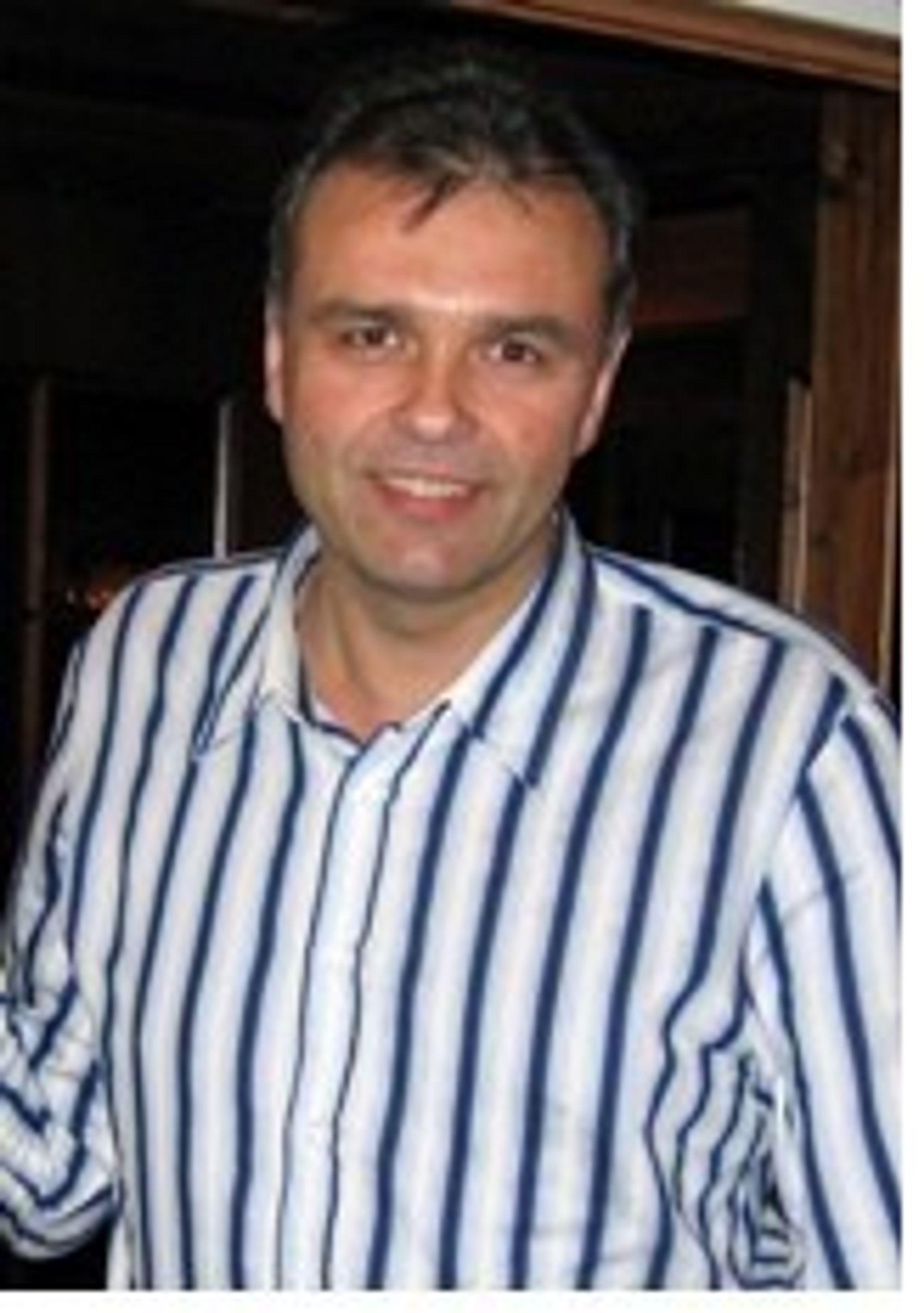 Ingvald Løyning (49) er ansatt som ny konsernsjef i Kverneland