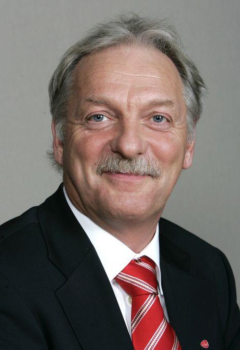 Odd Eriksen Statsråd Nærings- og handelsdepartementet
