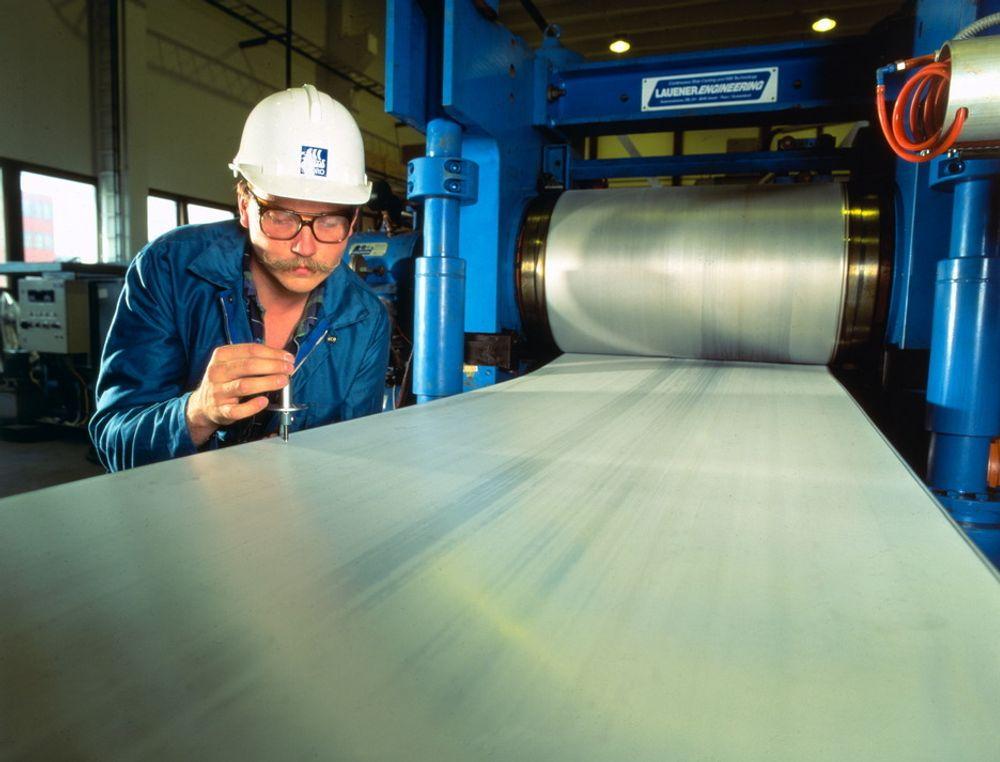 Hydro splitter aluminiumsproduksjonen