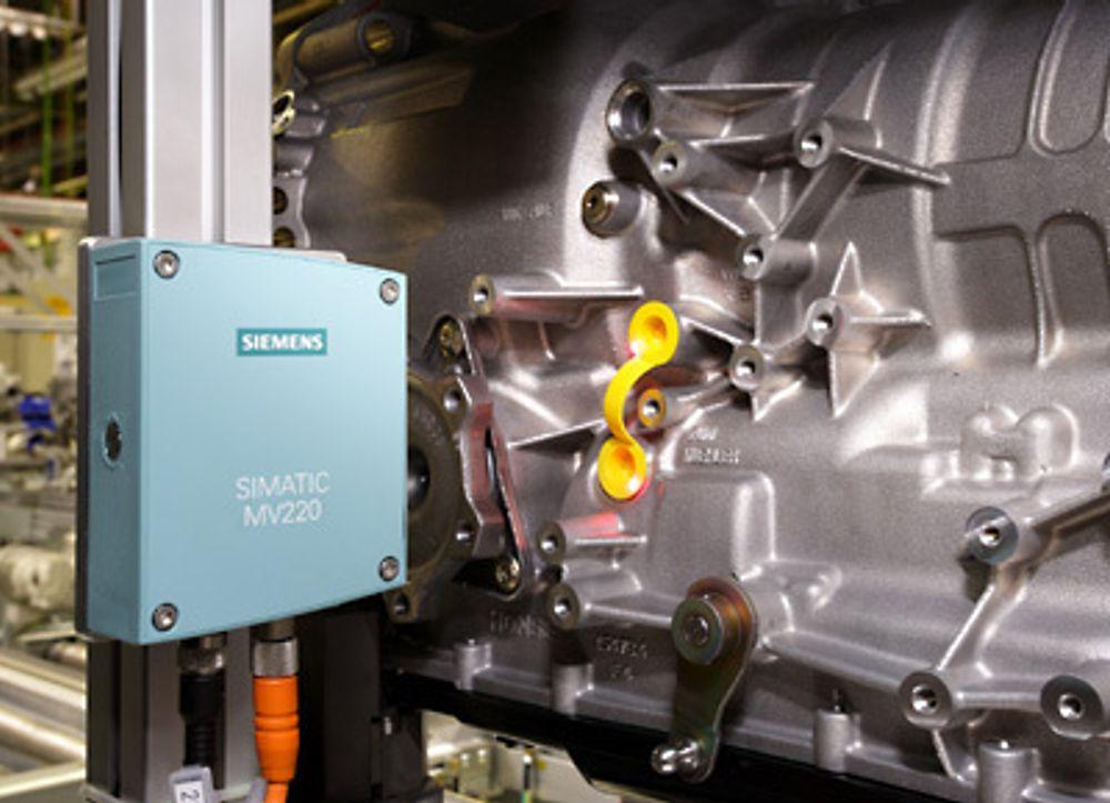 Kvalitetskontroll fra Siemens