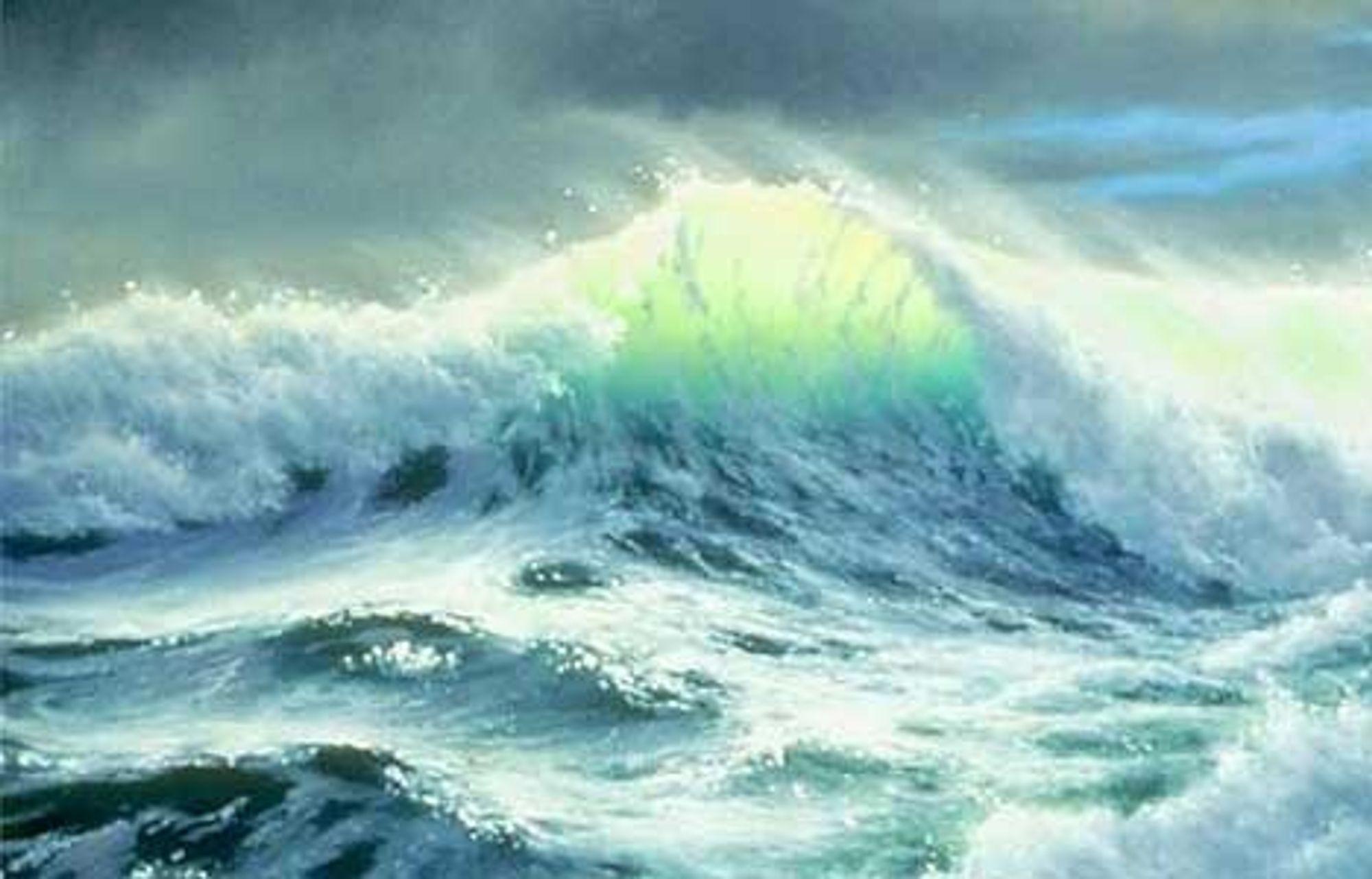 Friskmelder Golfstrømmen
