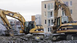 Tyske byggingeniører kan redde Norge