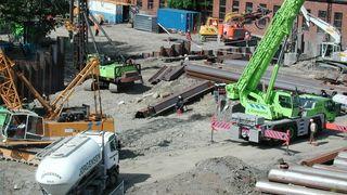 Følg byggingen av Nye Major