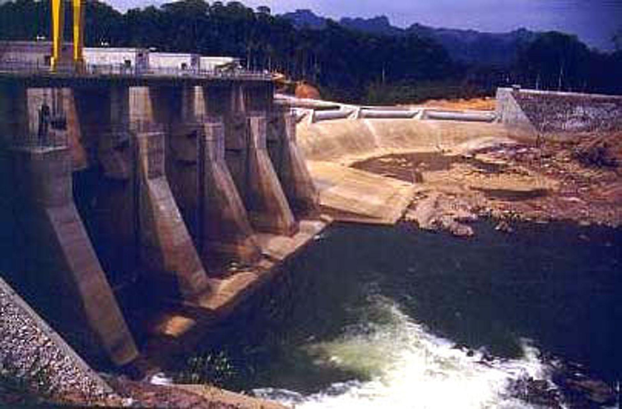 Vannkraftoppdrag i Laos