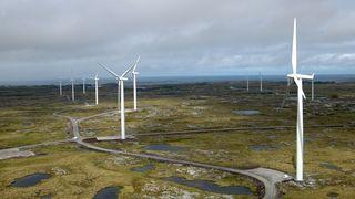 Regional koordinering av vindkraft