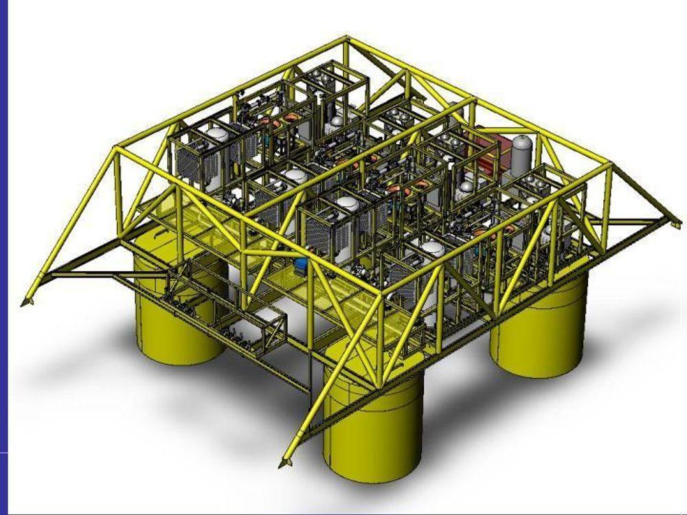DYRT: Oljeforskning og pilotering er dyrt. Selv om Ormen Langes subseakompressor ikke omfattes av Demo2000 og Petromaks, så er pilotprosjektet beregnet til hele 25000 millioner kroner