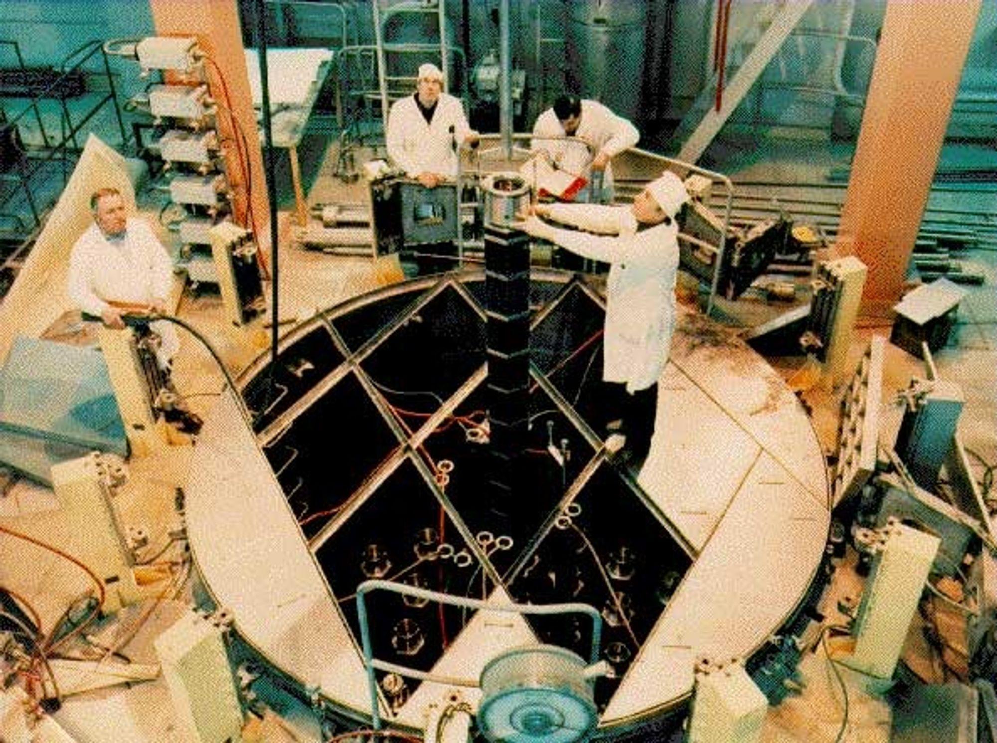 Om Australia får sitt første kjernekraftverk, blir det neppe en russisk VVER-reaktor, som på bildet.