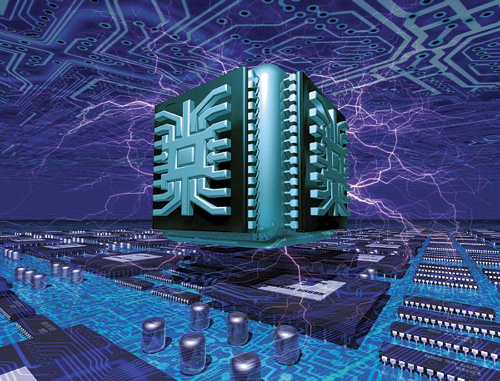 Tyskeren Jan Hendrik Schön prøvde å ta livet av Moores  lov om at de silisiumbaserte databrikkene dobler sin kapasitet for hver 18. måned.