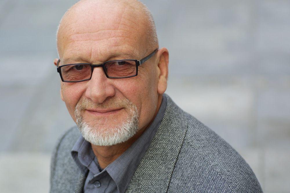 Direktør Åsmund Lunde i Senter for seniorpolitikk