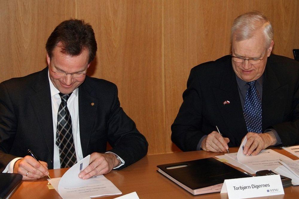 REGIONAL NÆRINGSUTVIKLING: NTNU og Sparebank 1 Midt-Norge vil bidra til flere bedrifter i sin randsone.