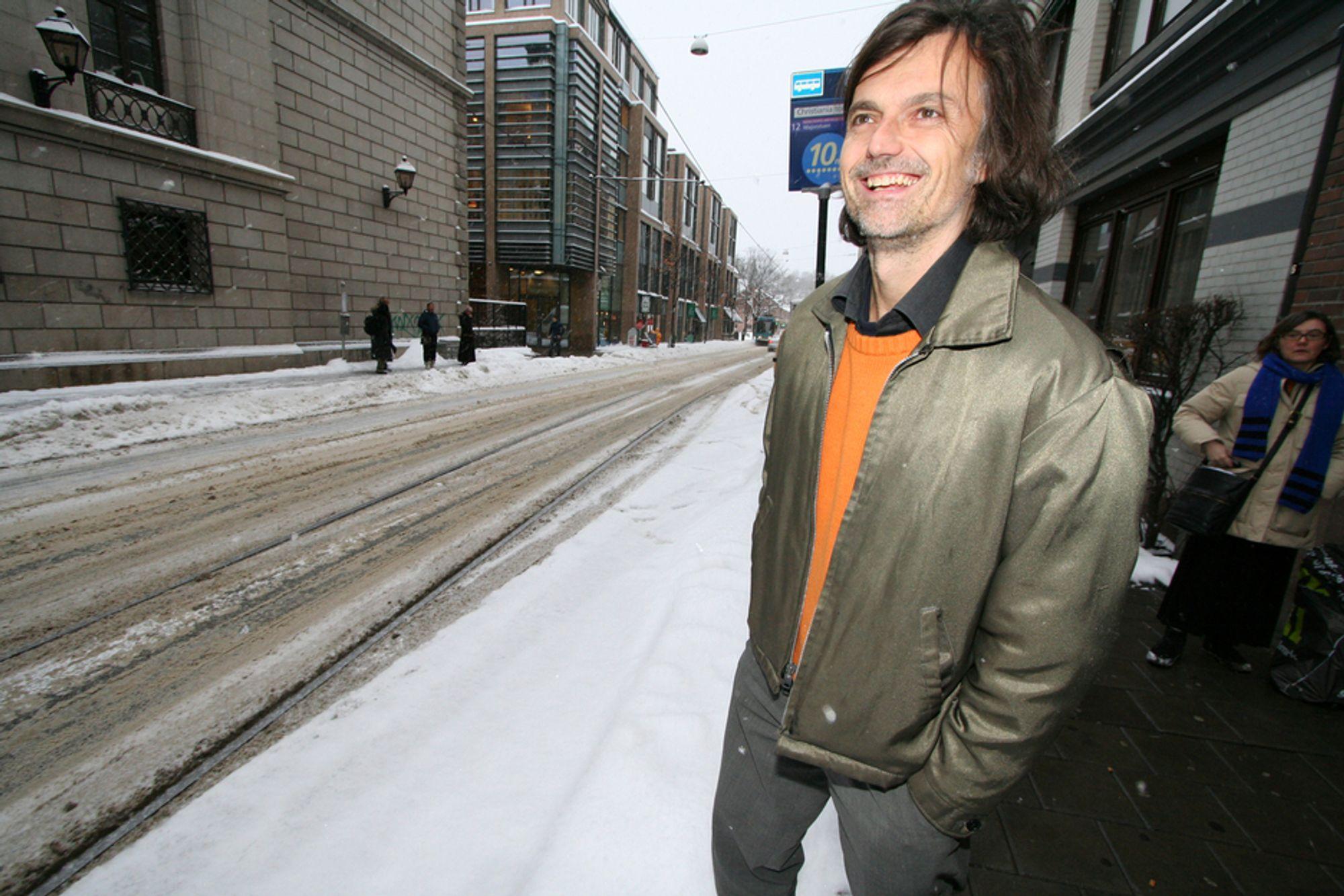 MONOPOLETS MAKT: NTNU har tilranet seg monopol på teknisk kompetanse i næringslivet, mener bypatriot Erling Fossen i Oslo Teknopol.