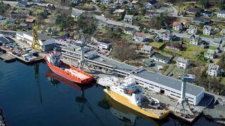 Bygger verdens beste dykkerskip