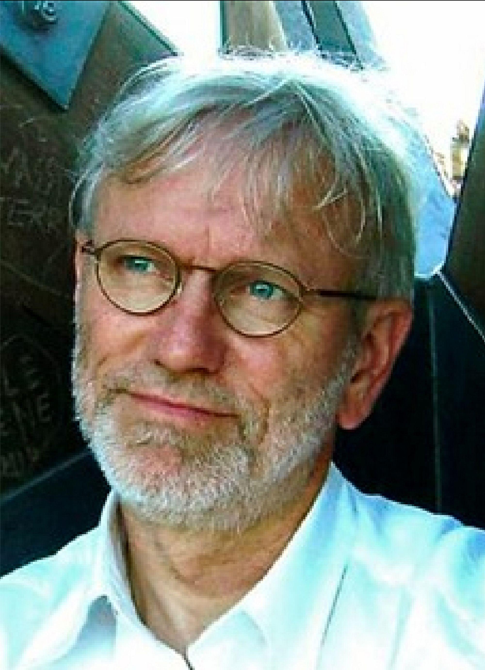 Øyvind Teig, senior utviklingsingeniør i Autronica Fire and Security
