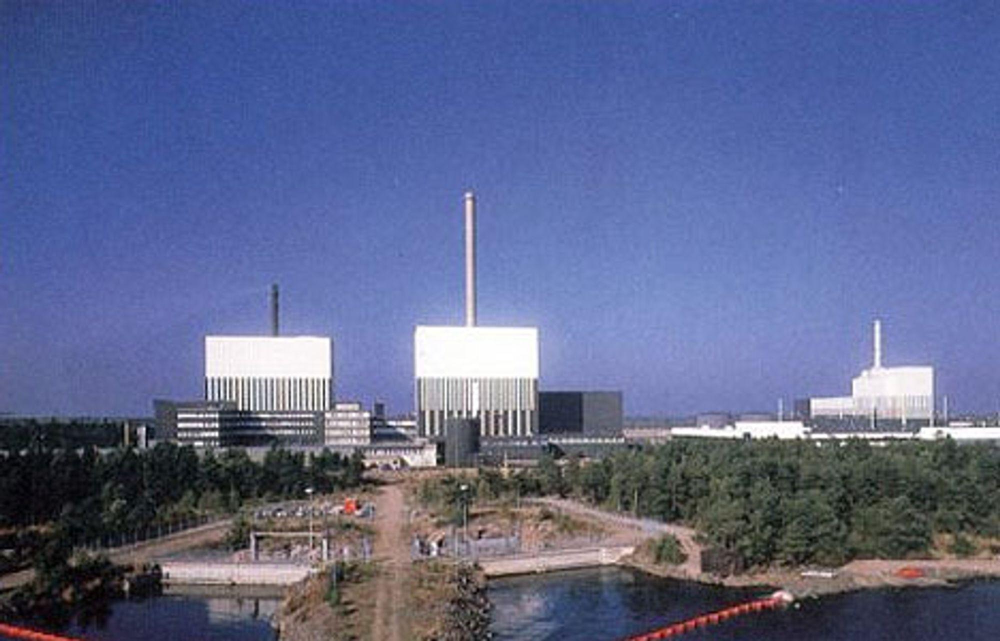 Svenskene stenger kjernekraften