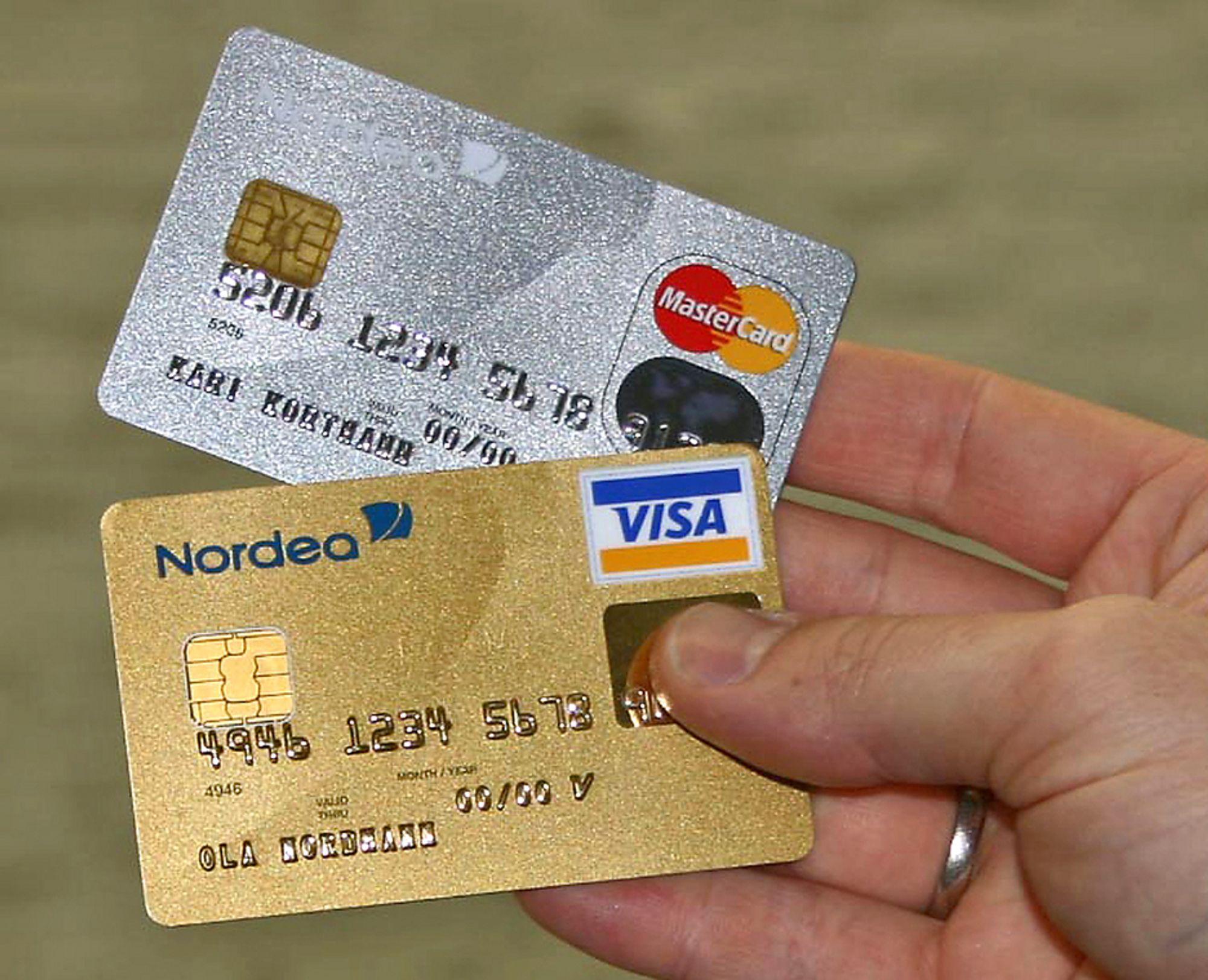 Hackere angriper bankkort