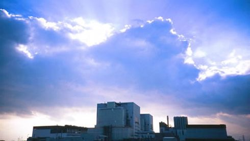 Hetetrøbbel for kjernekraft
