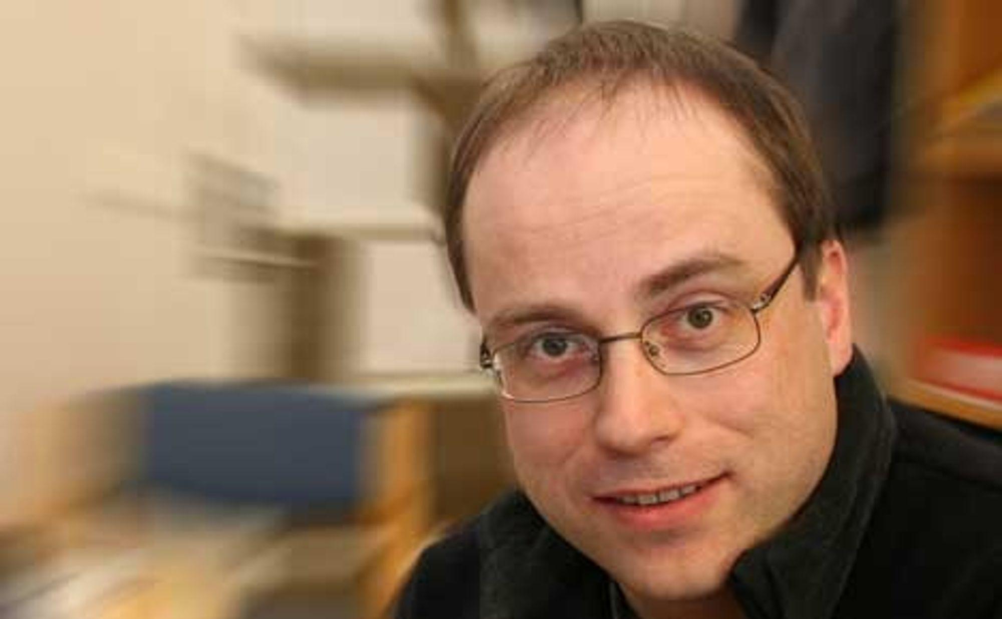 Norsk forsker bak ABB-pris