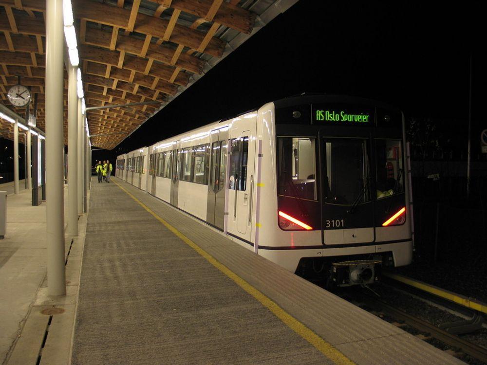 KRISE: Oslo kommune vurderer å droppe hele billettsystemet.