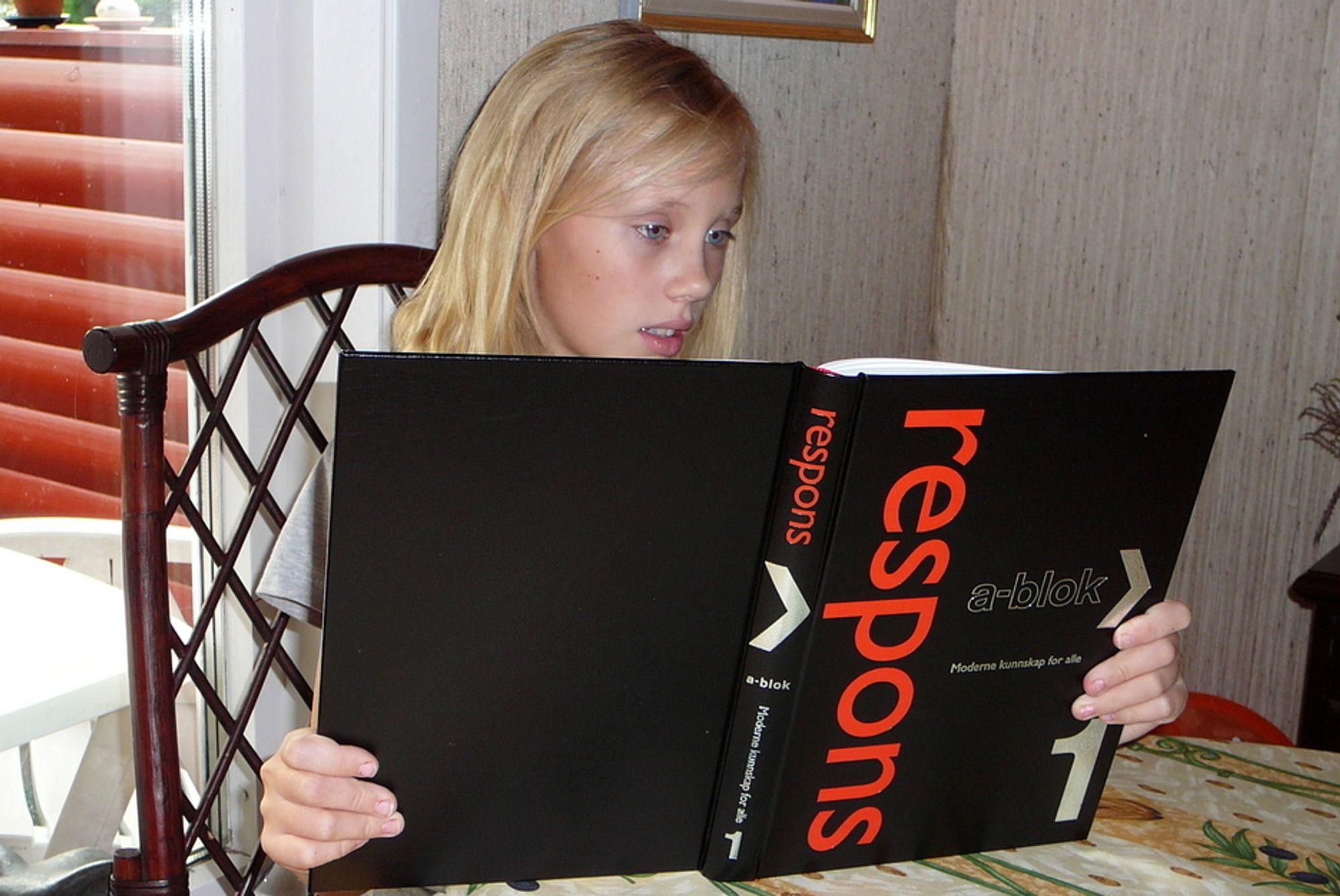 UNGDOM: Den nye leksikonserien Respons er særlig innrettet mot familier med utdanningssøkende ungdom.
